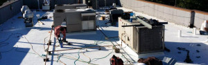 Roofing repair commercial Chattanooga