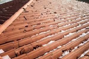 Chattanooga Roof Hail Damage