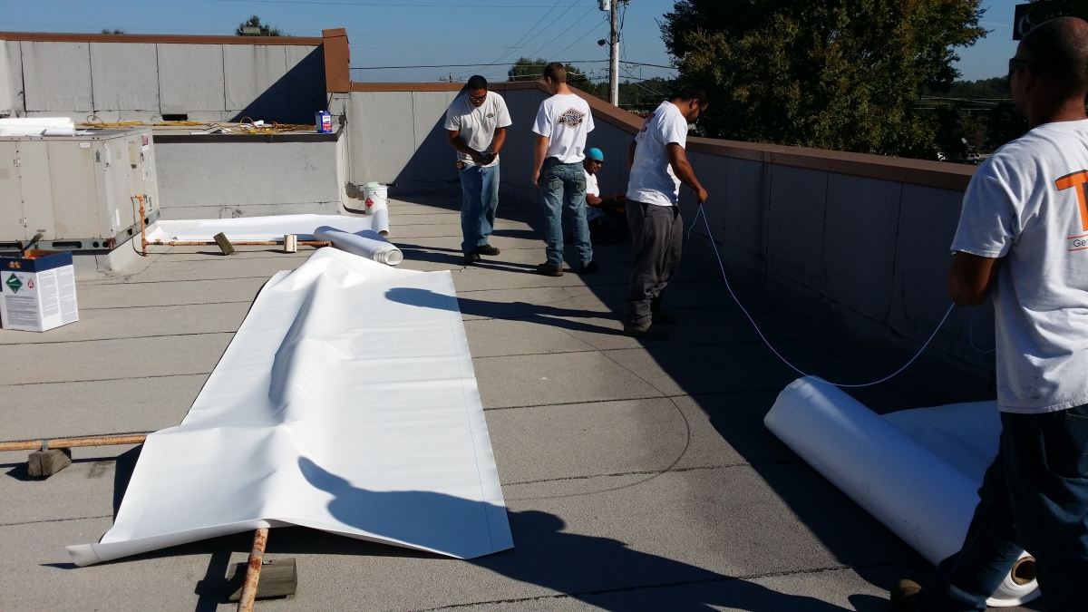 Tennessee Commercial Roofing Chattanooga Tn