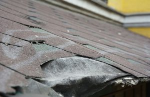 Sometimes storm damage to roof systems is very obvious, and other times more subtle, requiring an inspection by a Chattanooga roofing company.