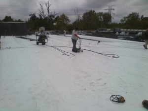 Commercial Roofing - BiLo Store - Chattanooga, Tn