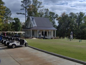 Pro Golf Shop Roofing Installation