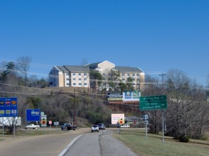 Fairfield Inn Chattanooga Commercial Roofing Project
