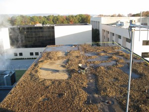 Tennessee Roofing and Construction - Commercial Roofing - Northpark Memorial Hospital, Hixson, Tennessee