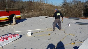 Tennessee Roofing and Construction - Commercial Roofing - Pantry Store, Athens, Tennesssee