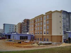 Tennessee Roofing and Construction - Commercial Roofing - Residence Inn, Chattanooga, Tennessee