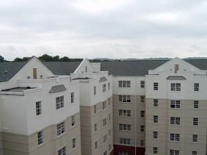 Tennessee Roofing and Construction - Commercial Roofing - University of Tennessee at Chattanooga, Tennessee