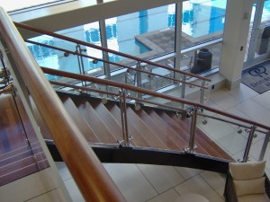 Tennessee Roofing and Construction - Custom Steel Fabrication and Installation - Doubletree, Chattanooga, Tennessee