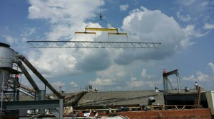 Tennessee Roofing and Construction - General Contracting - Rocktenn, Phase 3, Chattanooga, Tennessee