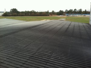 Tennessee Roofing and Construction - Industrial Roofing - Huber Corporation, Fairmount, Georgia
