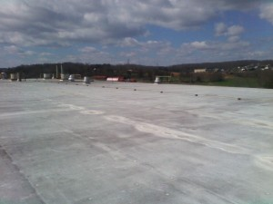 Tennessee Roofing and Construction - Industrial Roofing - Merck Manufacturing, Cleveland, Tennessee