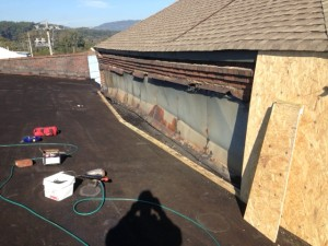 Tennessee Roofing and Construction - Industrial Roofing - Stemco Motor Wheel, Chattanooga, Tennessee
