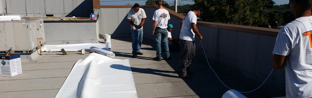 Commercial Roofing Middle Valley