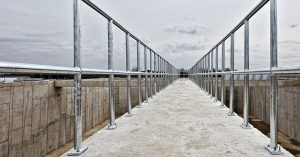 safety-railing-systems-for-chattanooga-commercial-roofing