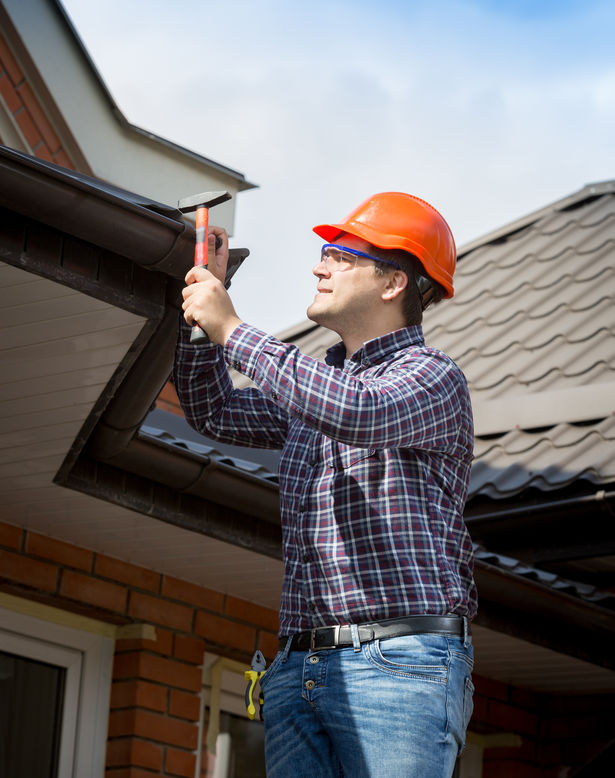 Before you make an offer on a home, make sure you have a professional perform a roof inspection to ensure no roof damage will require costly repairs.