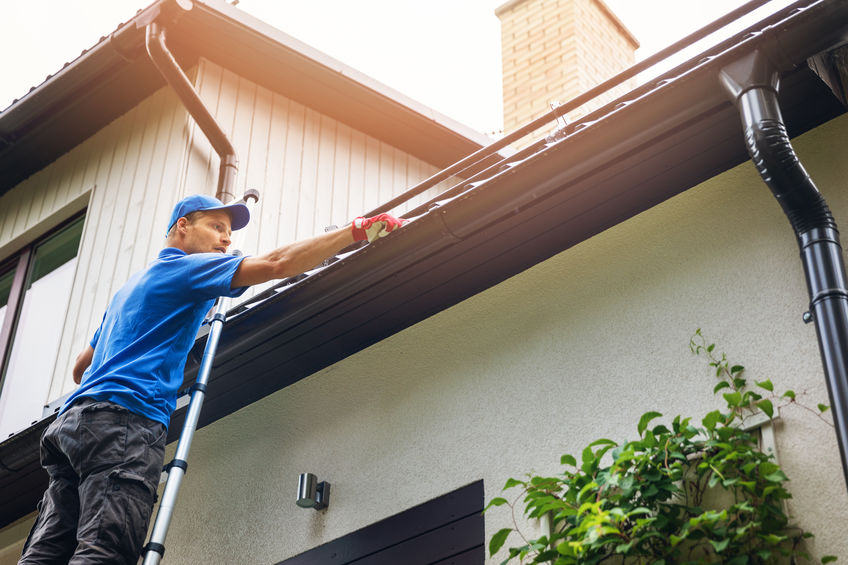 Jumpstart your spring cleaning efforts in your outdoor space, and don't forget roof cleaning and roof maintenance! Tennessee Roofing and Construction in Chattanooga can help!