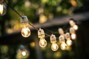 Try these tips for hanging your holiday lights to avoid roof damage.