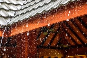 Heavy rain and hail can adversely affect your residential or commercial roof.