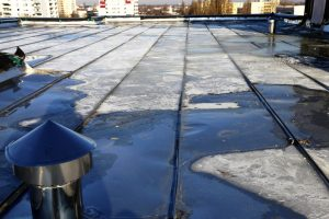 Common commercial roof problems Chattanooga