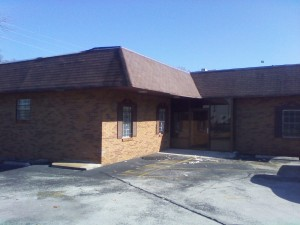 Commercial Roofing - Dental Office, Chattanooga, Tennessee