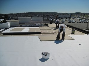 Tennessee Roofing and Construction - Commercial Roofing - Long Pontiac, Chattanooga, Tennessee