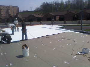 Tennessee Roofing and Construction - Commercial Roofing - Pantry Store, Cleveland, Tennessee