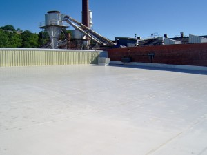 Tennessee Roofing and Construction - Industrial Roofing - Rocktenn, Chattanooga, Tennessee